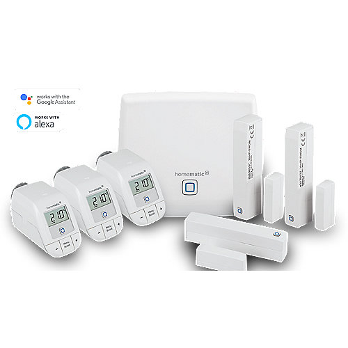 Homematic IP 3er-Set Easy Connect inkl. Access Point