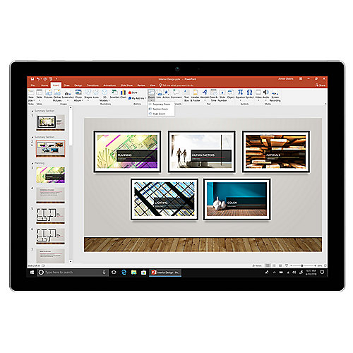 Sidste nye Microsoft Office Home & Business 2019 ++ Cyberport ES-18