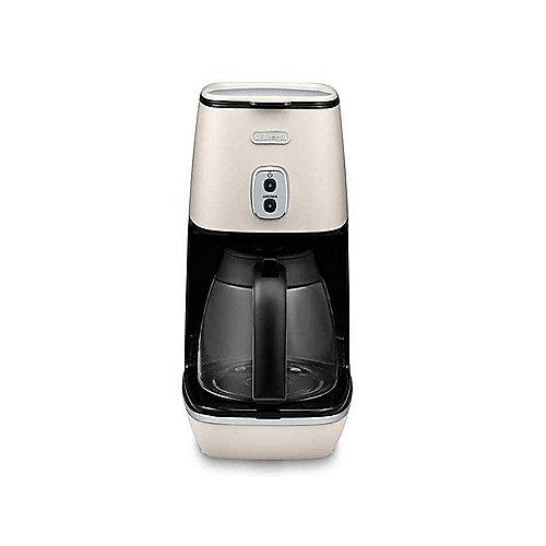 DeLonghi DISTINTA ICMI 211.W Filterkaffeemaschine weiß | 8004399328907