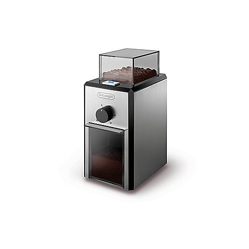 DeLonghi KG 89 Kaffeemühle silber/schwarz | 8004399324558