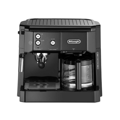 Delonghi  BCO411.B  Espresso-Kombi-Kaffemaschine schwarz   8004399332416
