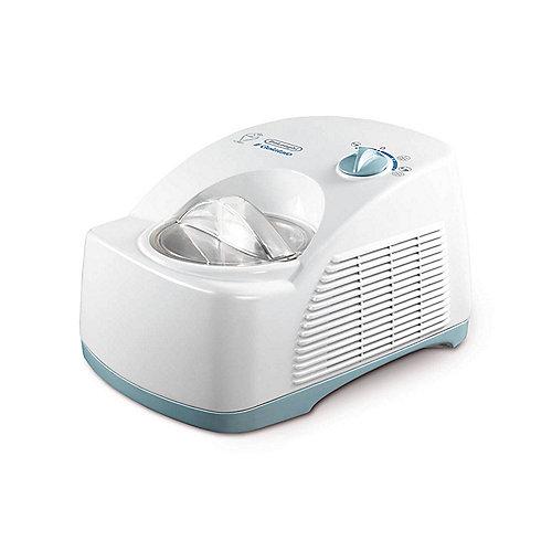 DeLonghi Gelataio ICK5000 Eisbereitermaschine  – Weiß | 8004399771659