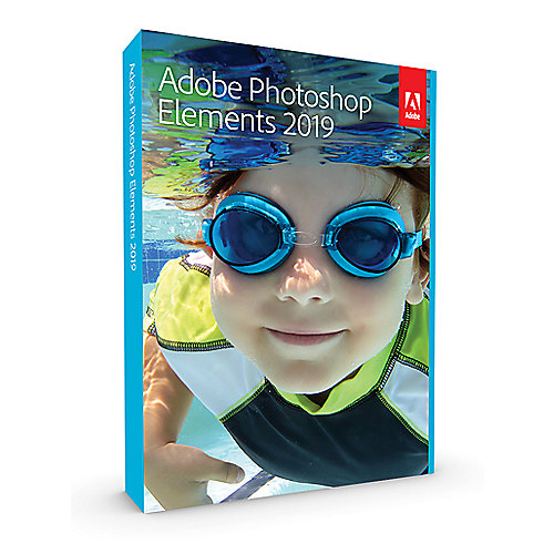 Adobe Photoshop Elements 2019 Minibox GER
