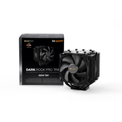 be quiet!  Dark Rock 4 PRO TR4 CPU Kühler für AMD Threadripper Prozessoren | 4260052186985