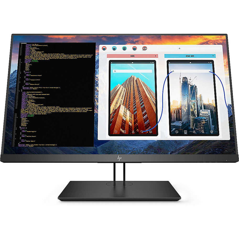 "HP Z32 80cm (31.5"") 4k UHD Workstation Office-Monitor 16:9 HDMI/DP/USB-C"