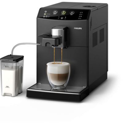 Philips  HD8829/01 Kaffeevollautomat, 3000 Serie Easy Cappuccino, Schwarz | 8710103772507