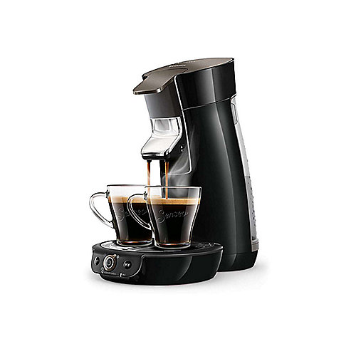 Viva Café HD6564/60 Padmaschine schwarz | 8710103872146