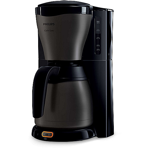 Philips Gaia Collection HD7547/80 Kaffeemaschine Thermokanne, schwarz | 8710103769200