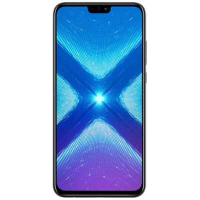 Honor  8X black Android 8.1 Smartphone mit Dual-Kamera | 6901443260829