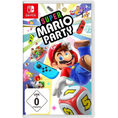 Nintendo Super Mario Party –  Switch | 0045496423025
