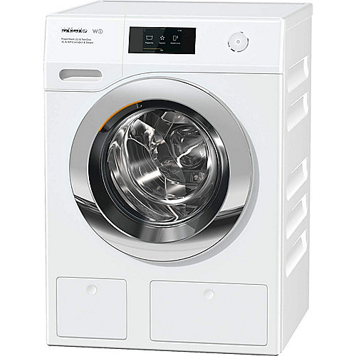 Miele WCR890WPS Waschmaschine Frontlader A 9kg weiß