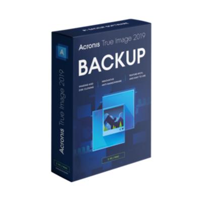 Acronis  True Image 2019 3 PC MiniBox UK   4260019575586