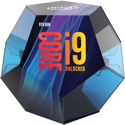 Intel Core i9-9900K 8x3,6 (Boost 5,0) GHz 16MB-L3 Cache UHD 630 Sockel 1151