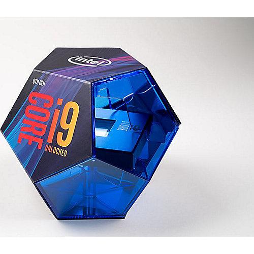 Intel Core i9-9900K 8x3,6 (Boost 5,0) GHz 16MB-L3 Cache UHD 630 Sockel 1151