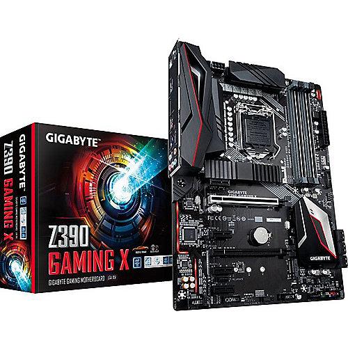 Z390 Gaming X ATX Mainboard Sockel 1151 HDMI/2xM.2/SATA/USB3.1(Typ A) | 4719331804367