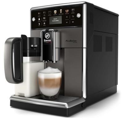 Saeco SM5572/10 PicoBaristo Deluxe Kaffeevollautomat Anthrazit,
