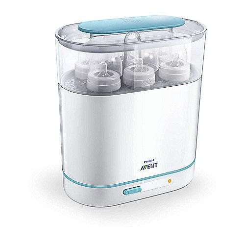 Avent SCF285/02 3-in-1 Sterilisator | 8710103536659
