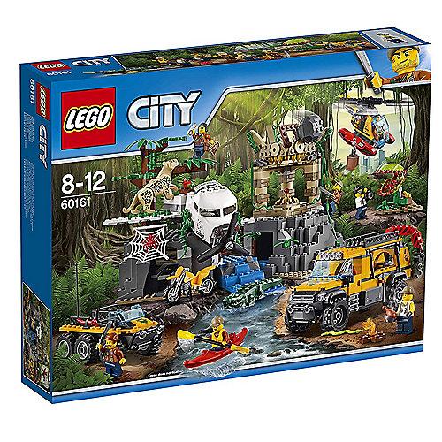 LEGO City – Dschungel-Forschungsstation (60161) | 5702015866286