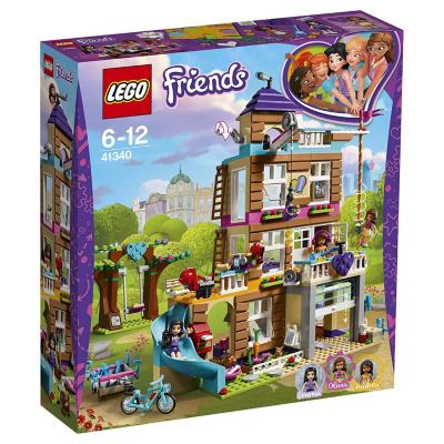 Lego  Friends – Freundschaftshaus (41340) | 5702016111620