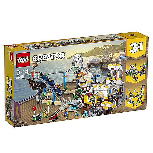 LEGO Creator – Piraten-Achterbahn (31084) | 5702016111248