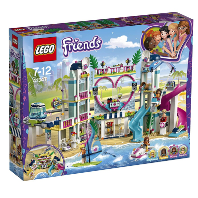 Lego  Friends – Heartlake City Resort (41347) | 5702016111996