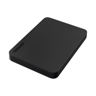 Toshiba  Canvio Basics 500GB USB3.0 2.5Zoll Schwarz | 4260557510001