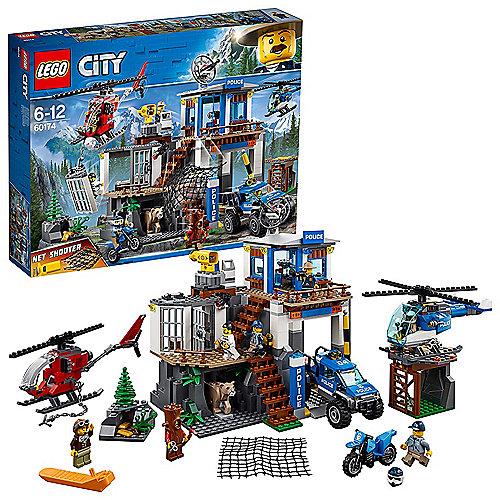 LEGO City – Hauptquartier der Bergpolizei (60174) | 5702016109559