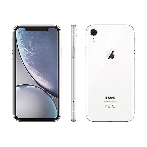 Apple iPhone XR 256 GB Weiß MRYL2ZD A auf Rechnung bestellen