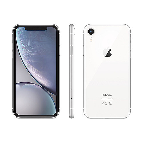 Apple iPhone Xʀ 64 GB Weiß MRY52ZD/A