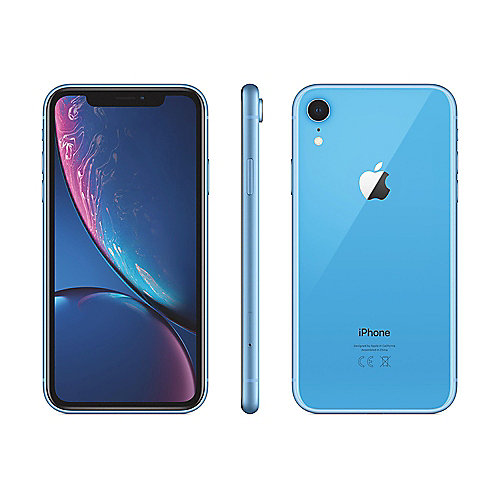 Apple iPhone Xʀ 64 GB Blau MRYA2ZD/A