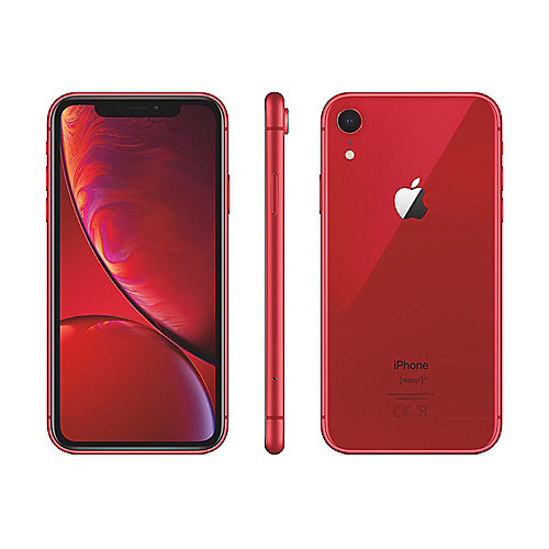 Apple iPhone Xʀ 64 GB (PRODUCT) RED MRY62ZD/A