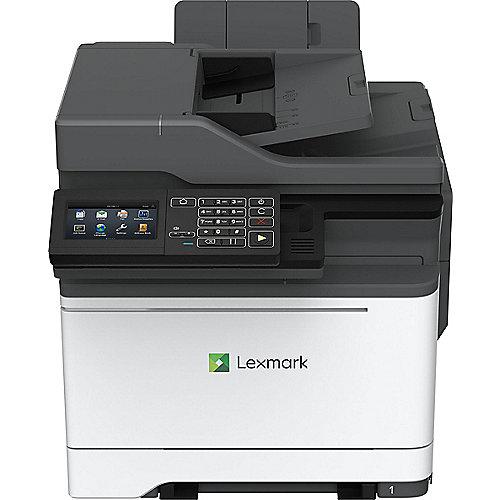 Lexmark MC2535adwe Farblaserdrucker Scanner Kopierer Fax USB LAN WLAN | 0734646678179