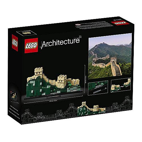 LEGO Architecture – Die Chinesische Mauer (21041) | 5702016111873