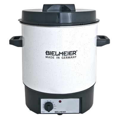 Bielmeier  BHG 480.0 Einkoch-Halbautomat Emaile 27Liter   4035161480022