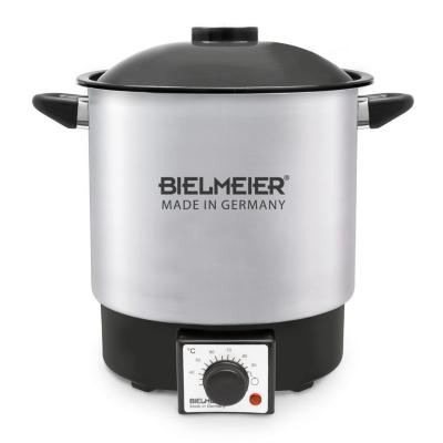 Bielmeier  BHG 990.0 Einkoch-Halbautomat Edelstahl 9l 1000W mit Einlegerost   4035161990231