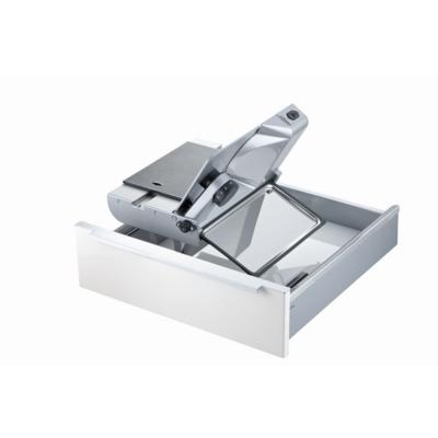Ritter  AES 62 SL-H Einbau-Allesschneider silber f. 50cm Schublade | 4004822544052