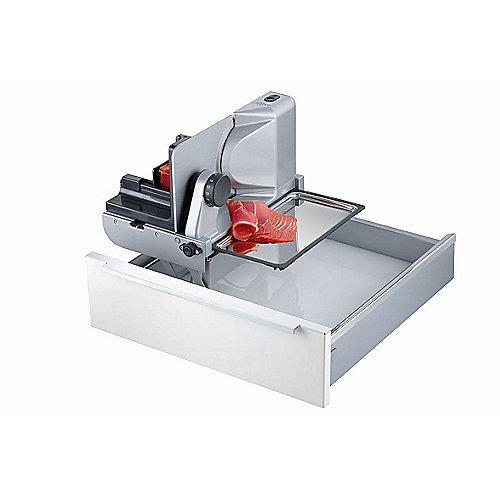 ritter AES 72 SR-H Einbau-Allesschneider silber f. 50cm Schublade | 4004822546056