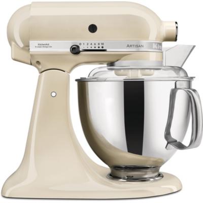 KitchenAid  ARTISAN 5KSM175PSEAC Küchenmaschine 300W 4,8L creme | 5413184120627