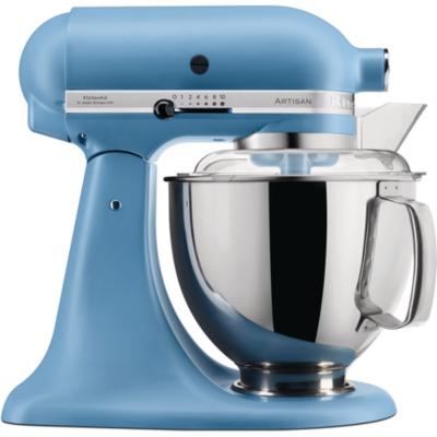 KitchenAid  ARTISAN 5KSM175PSEVB Küchenmaschine 300W 4,8L vintage blue | 5413184120979