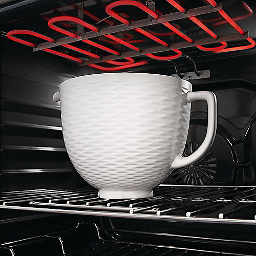 KitchenAid 5KSM2CB5TLW Keramikschüssel 4,7L weiß | 5413184121730