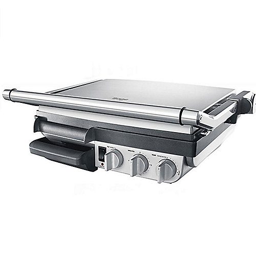 Sage Appliances SGR800 Kontaktgrill The BBQ Grill, 2400 W