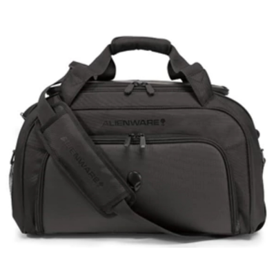 Dell  Alienware Duffel Bag für Gaming Zubehör schwarz   0871981002082