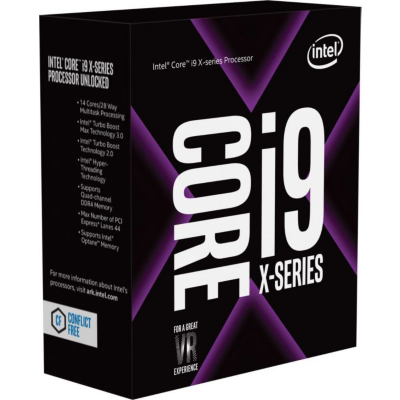 Intel  Core i9-9820X 10×3,3 (Boost 4,1) GHz 16 MB Cache Sockel 2066 | 5032037146319