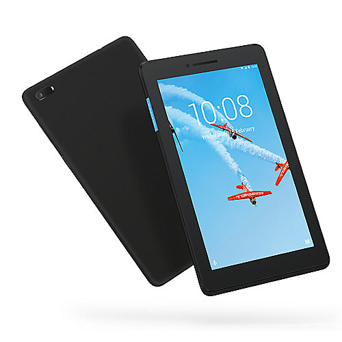 Lenovo Tab E7 TB 7104F ZA400024SE WiFi 1GB 8GB 7'' Android 8.0 Go Tablet schwarz auf Rechnung bestellen