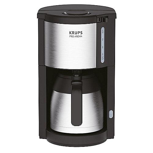 Krups KM305D FCM PRO AROMA Kaffeemaschine Edelstahl | 3045386379941