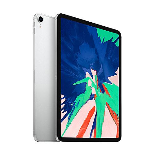 Apple iPad Pro 11'' 2018 Wi Fi 64 GB Silber MTXP2FD A