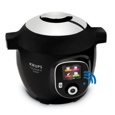 Krups  CZ7158 Cook4Me+ Connect Multikocher  6l, 1200 W, schwarz | 3045386380176