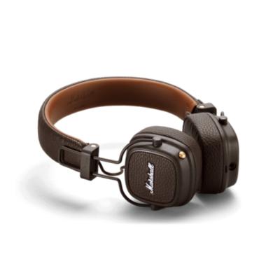 Marshall  Major III Bluetooth braun On-Ear-Kopfhörer   7340055352376