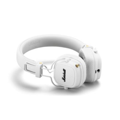 Marshall  Major III Bluetooth weiß On-Ear-Kopfhörer   7340055352383