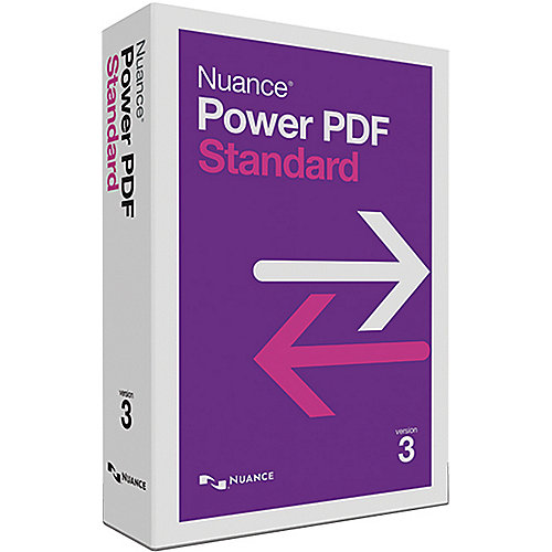 Nuance Power PDF Standard Box 1 User